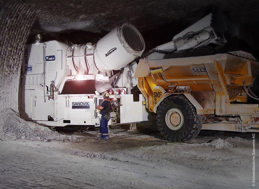Berg- und Tunnelbau: Zulieferer CFT mit weltweiten Standorten auf Erfolgskurs