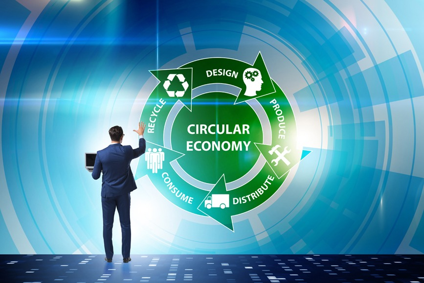 Integrierter Beratungsansatz: Circular Economy als Baustein von Innovationen bei KMU