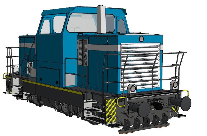 Mit Modernisierungskonzept zum modularen System für Schienenfahrzeuge