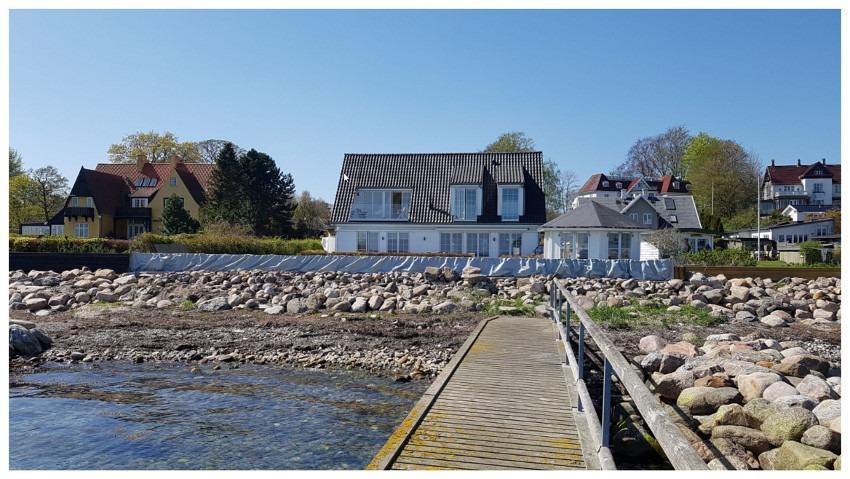Hochwasserschutz auch für Küstenregionen