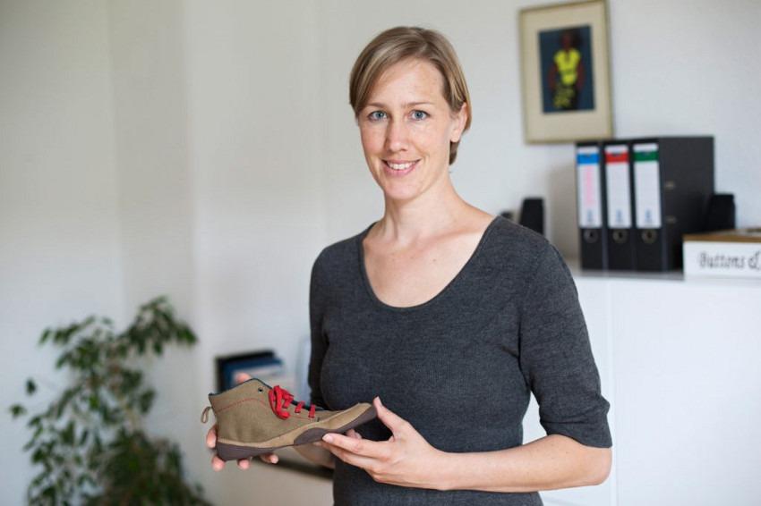 Wir gratulieren: NRW.Europa-Kunde Wildling Shoes GmbH gewinnt Deutschen Gründerpreis