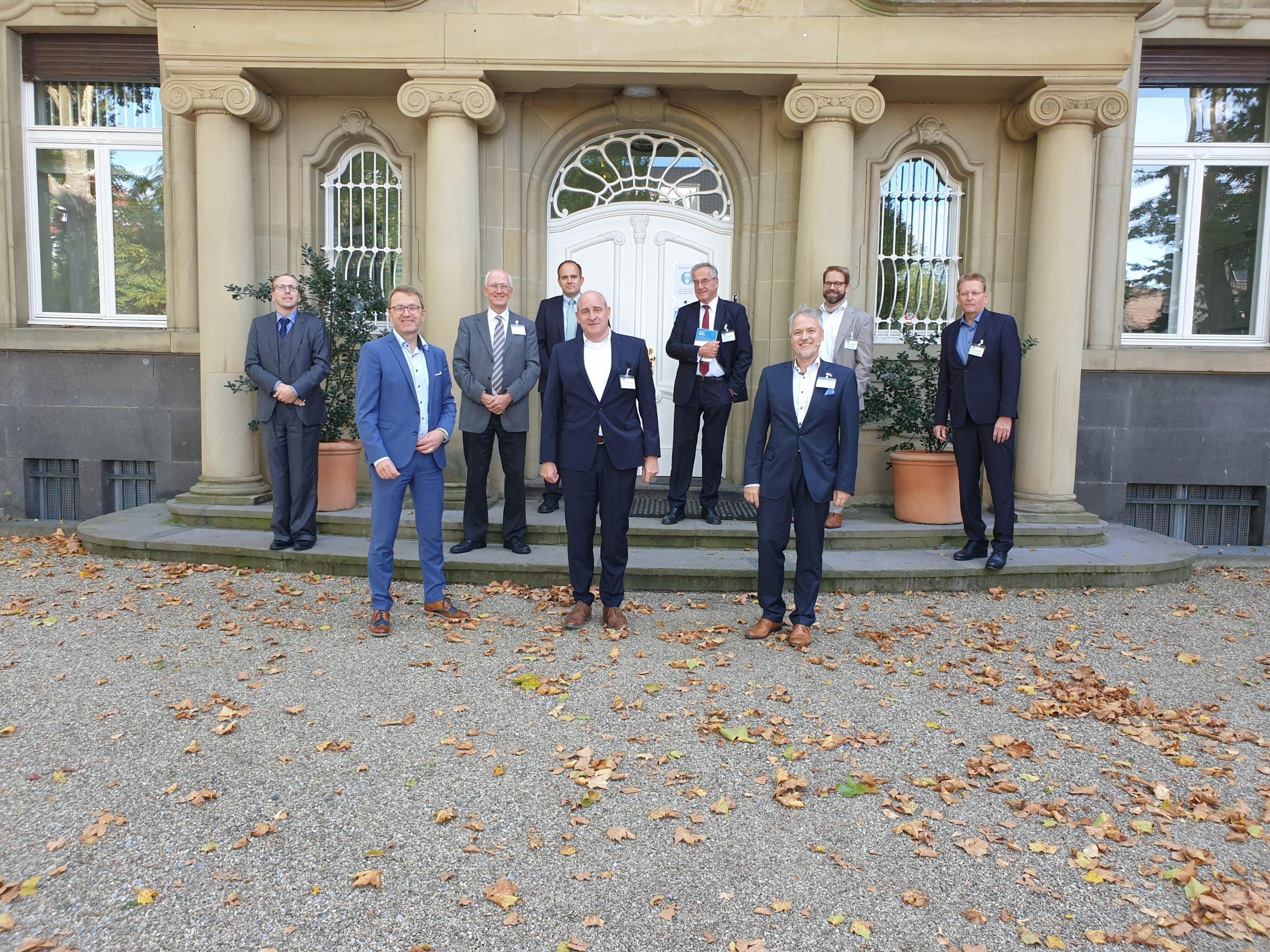 IHK-Industrieausschuss zu Gast bei ZENIT