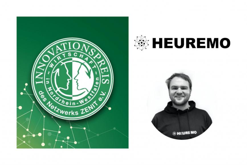 Künstliche Intelligenz in der Logistik: Start-up Heuremo optimiert für duisport-Tochter Bohnen Logistik das Transportmanagement