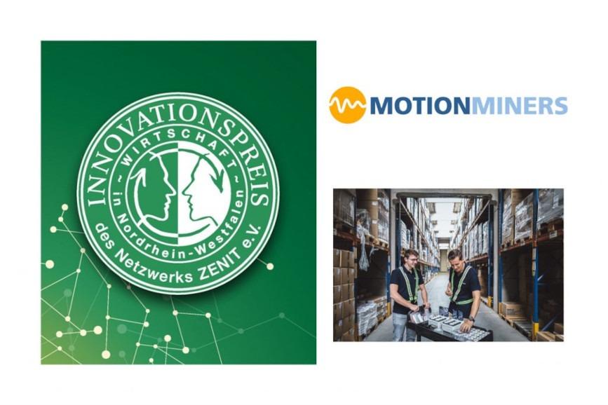 Optimierungspotenziale im Lager aufdecken: Startup MotionMiners kooperiert erfolgreich mit der META-Regalbau GmbH & Co. KG