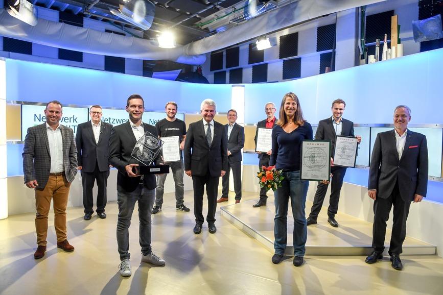 Sieger gekürt. Netzwerk ZENIT e.V. vergibt zum neunten Mal Innovationspreis