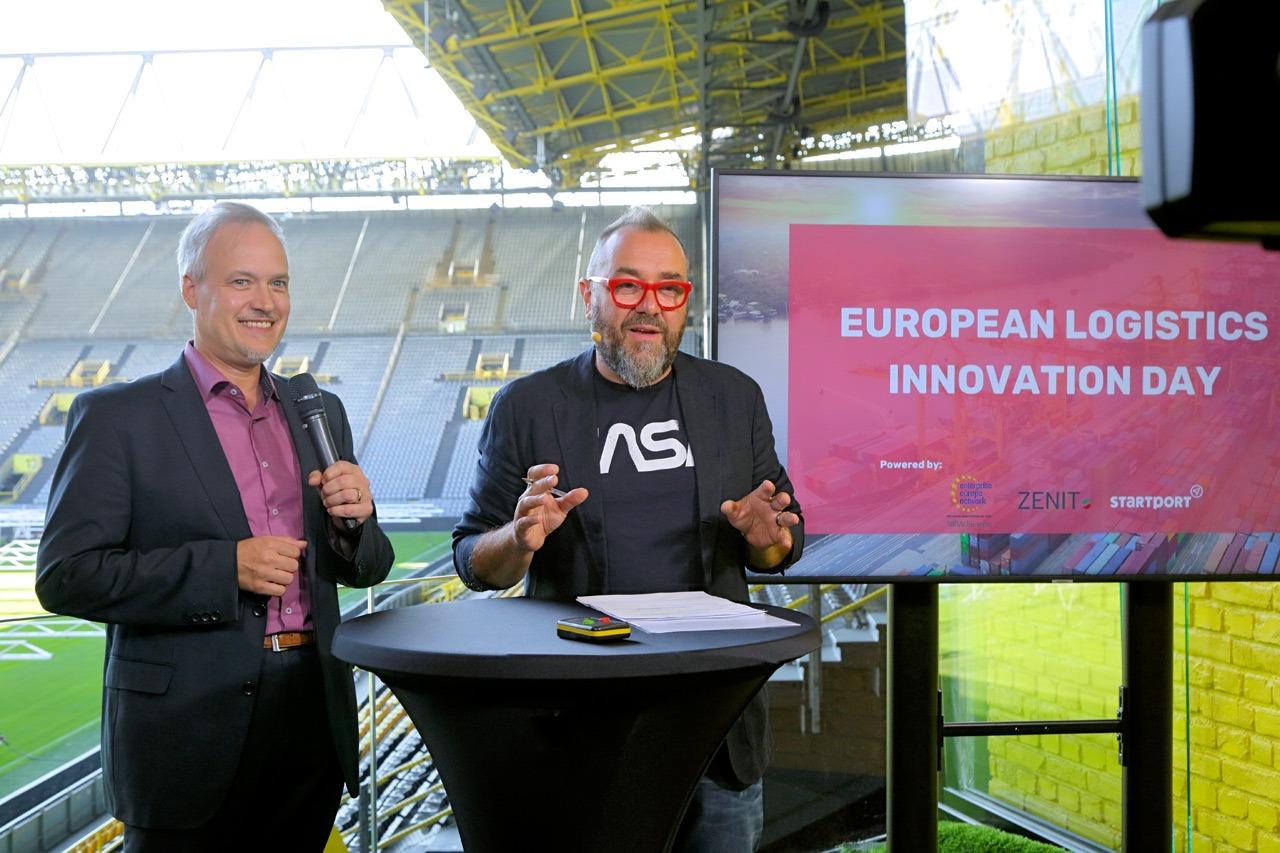 European Logistics Innovation Day mit Teilnehmern aus aller Welt