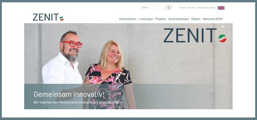 Umfrage zur neuen ZENIT-Webseite