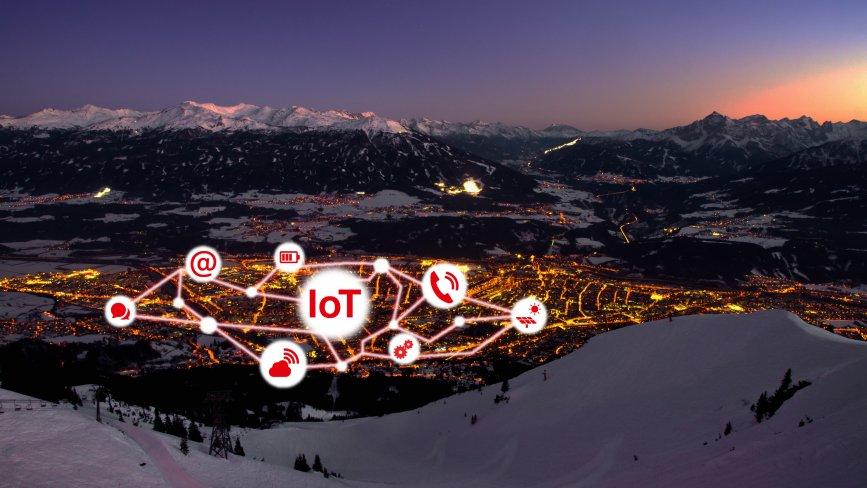 Smart City: Ausschreibung IoT-Lösungen und Services auf Basis von LoRaWAN