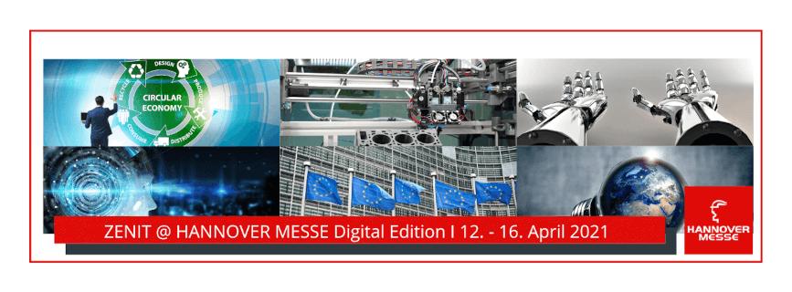 ZENIT auf der Hannover Messe: 20 Informationsangebote